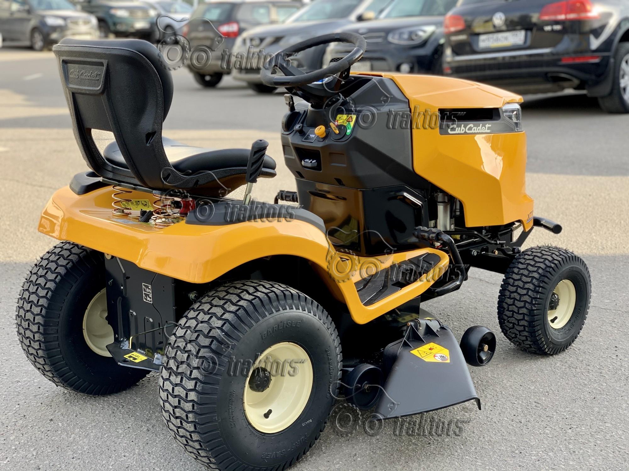 цены на трактора косилки Cub Cadet